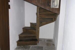 Escalier de la Mansarde