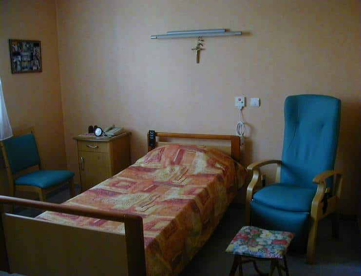 Chambre de résident