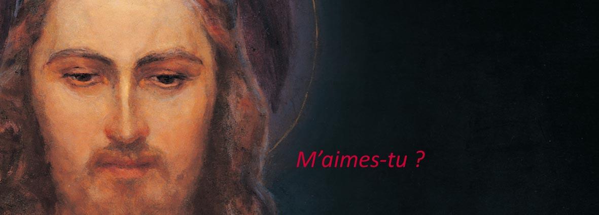 visage de jésus miséricordieux
