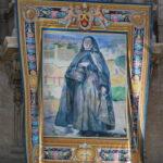 tableau de Jeanne Jugan lors de sa canonisation