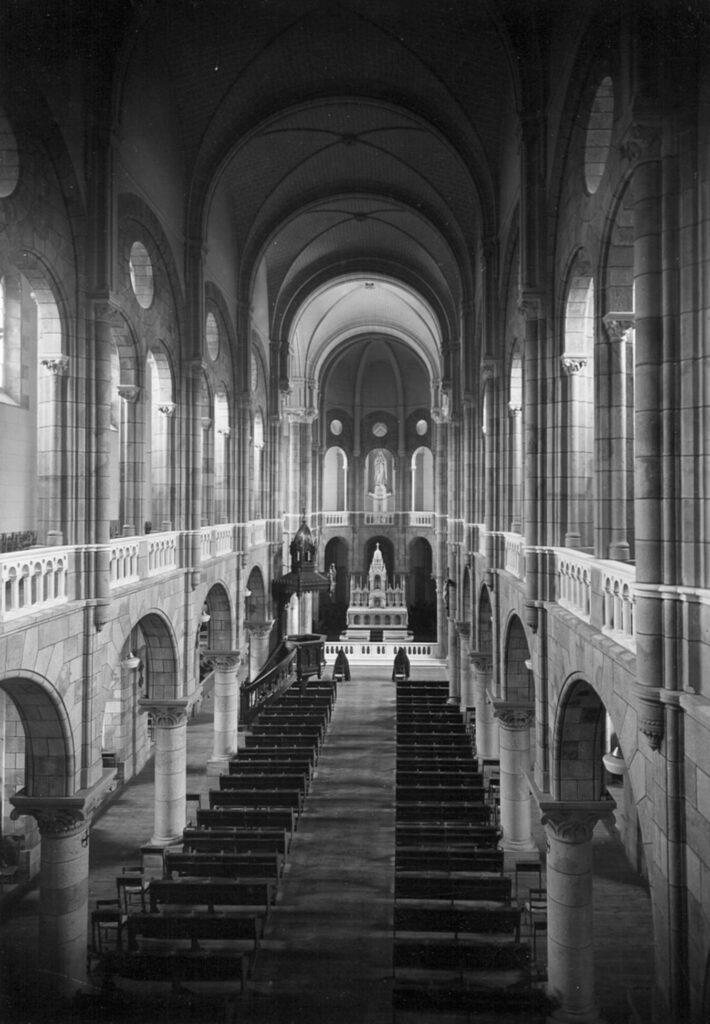 Chapelle de La Tour en 1937