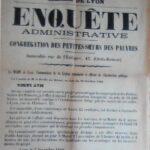 Petites Sœurs des Pauvres Lyon Croix-Rousse: Autorisation d'acquisition de l'immeuble contigu en 1888