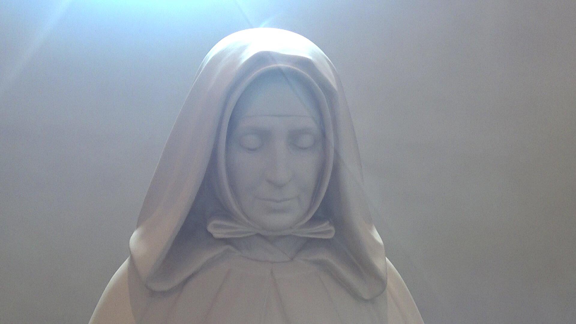Statue Jeanne Jugan