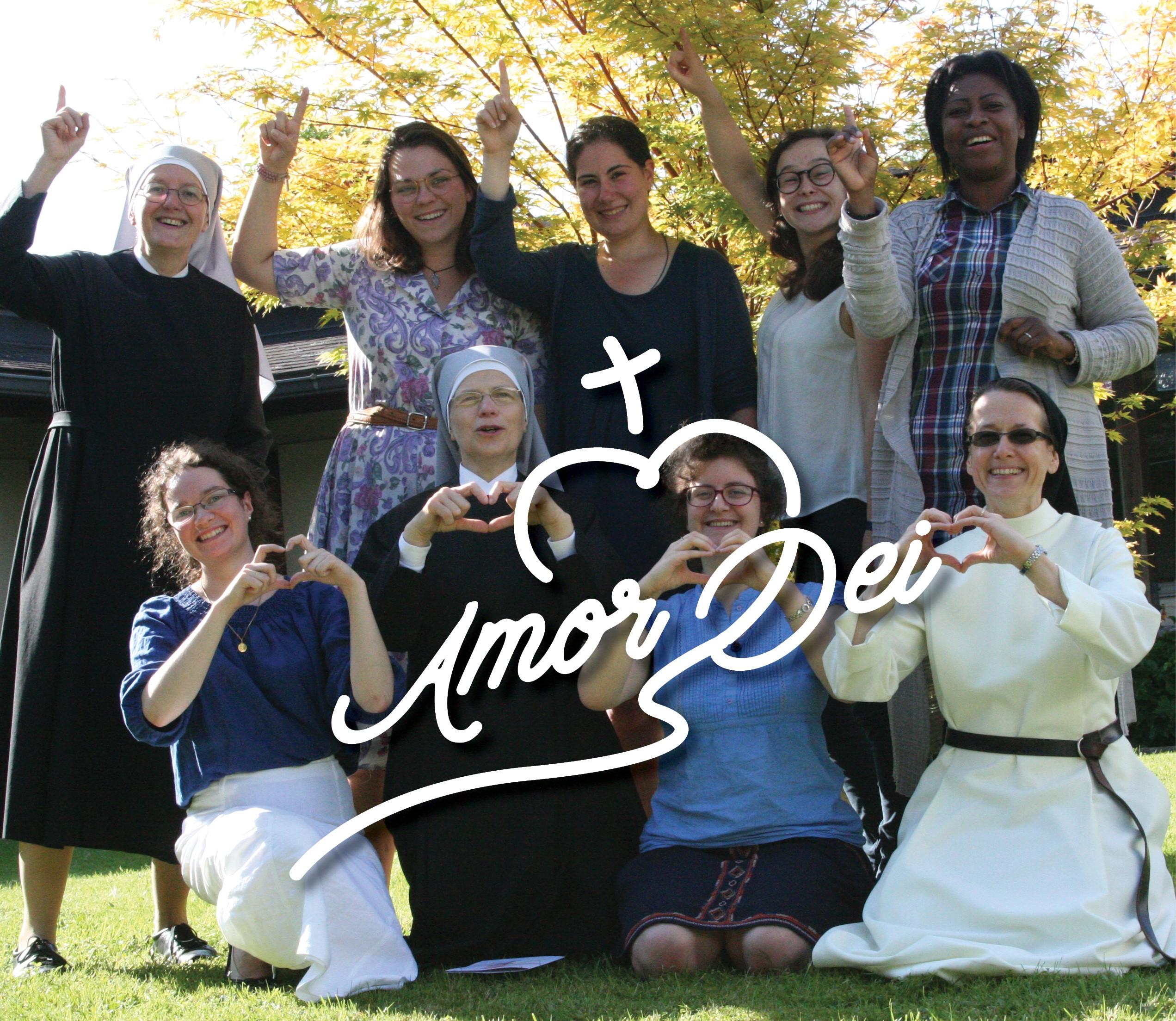 Amor Dei Parcours vocation