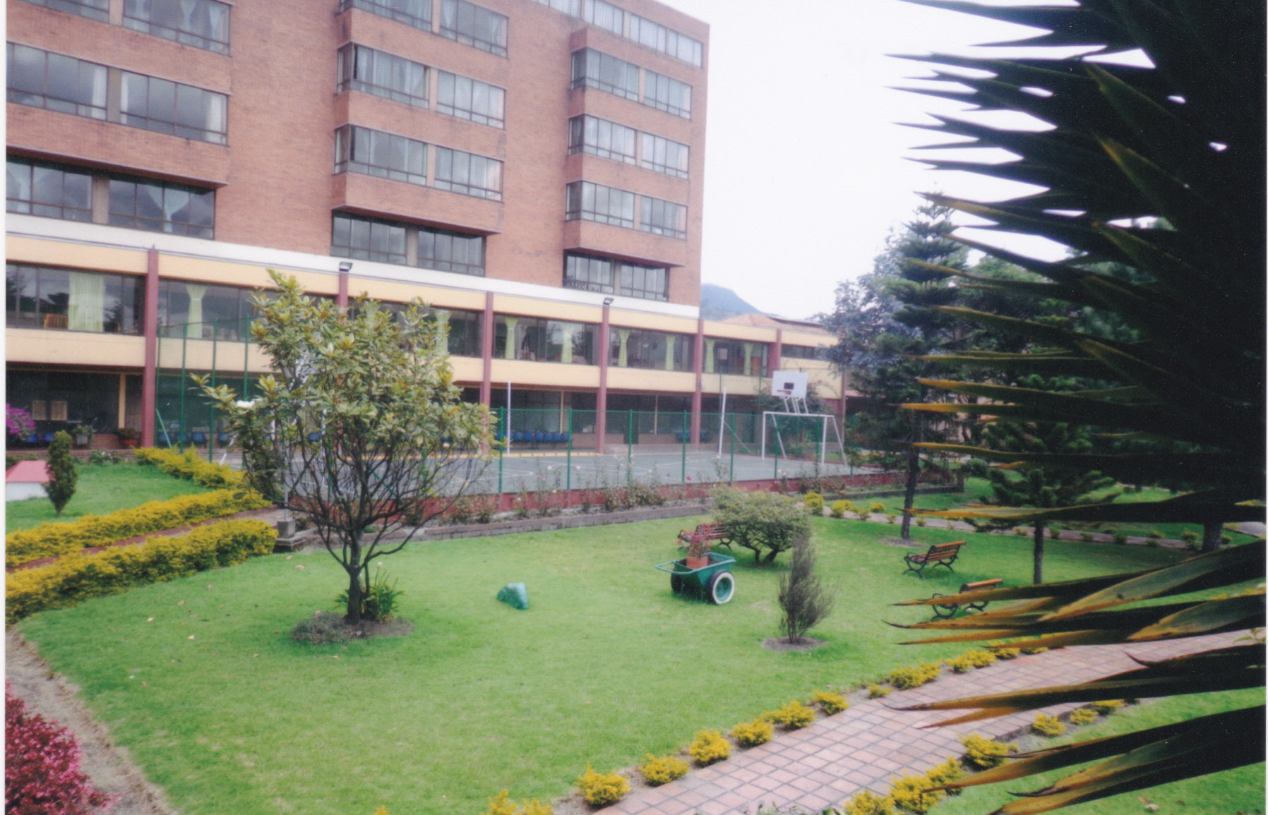 Bogota Maison actuelle