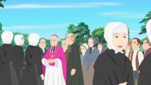 Jeanne Jugan film d'animation