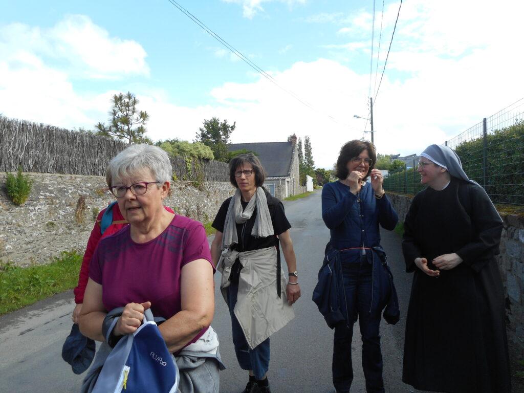 Marche avec Jeanne Jugan 2019