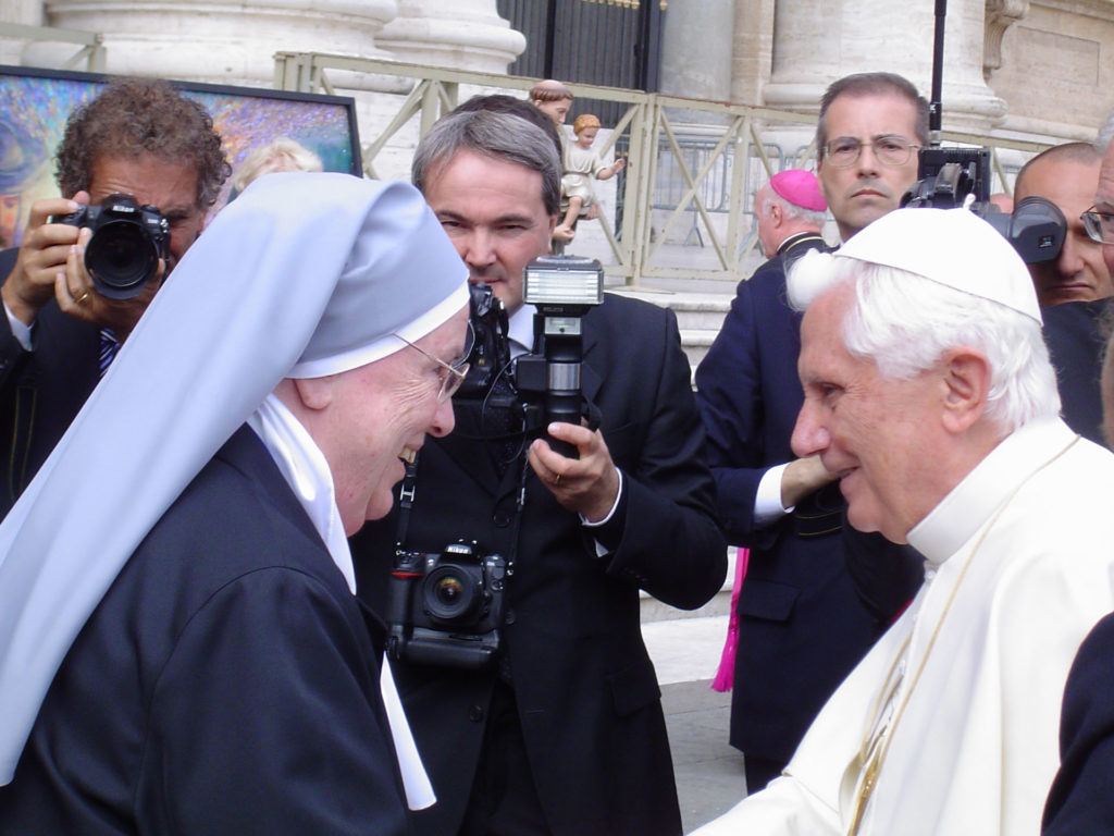 Canonisation Rome Audience