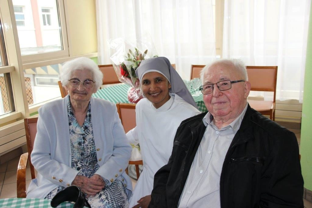 Le Havre 70 ans de mariage (1)