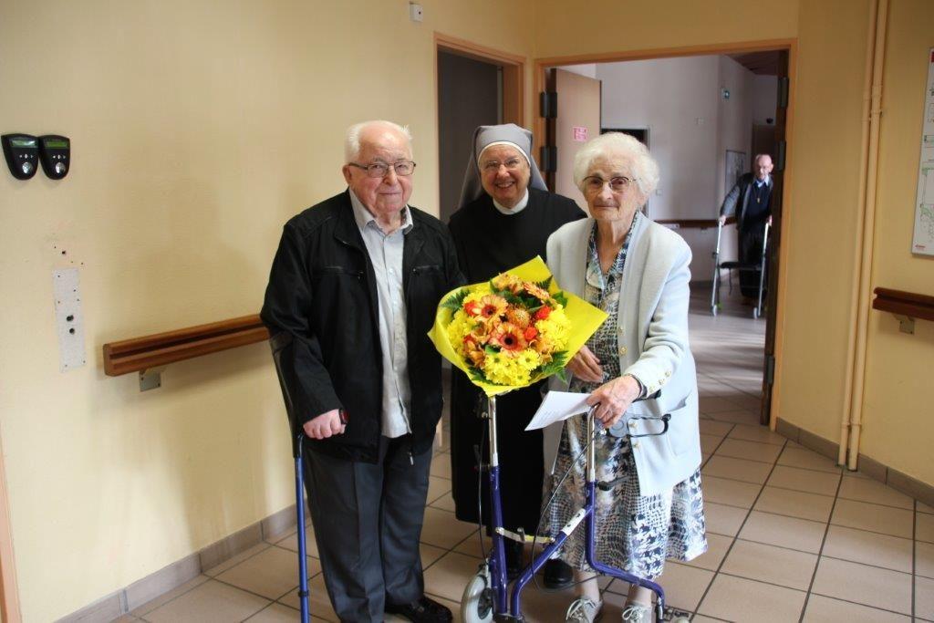 Le Havre 70 ans de mariage (4)