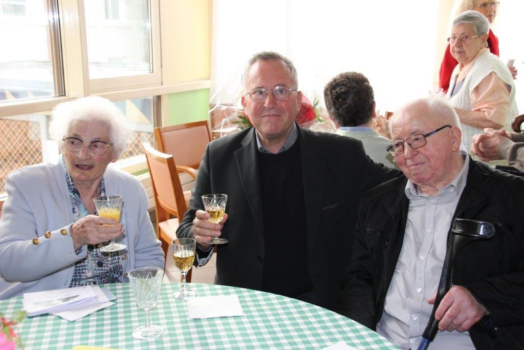 Le Havre 70 ans de mariage (6)