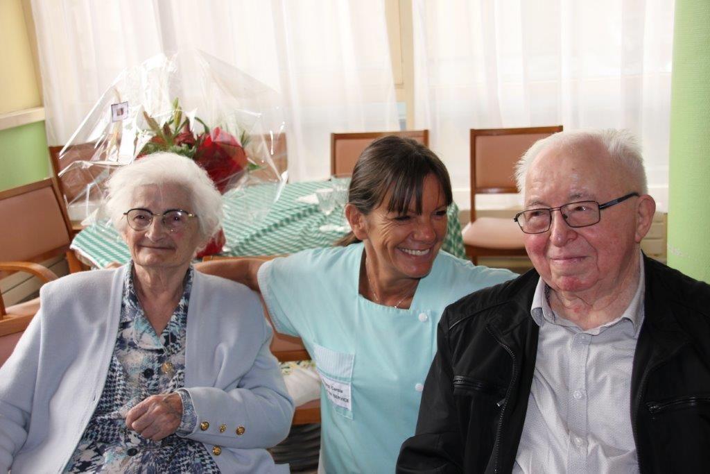 Le Havre 70 ans de mariage (8)