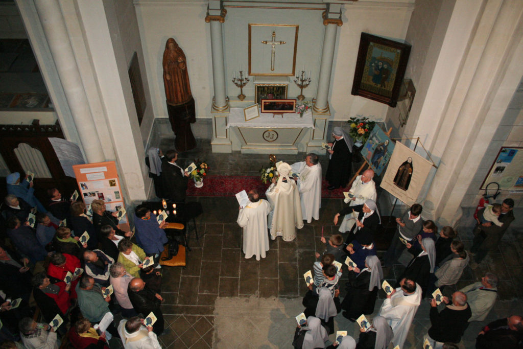 Canonisation Cancale Messe 25 octobre
