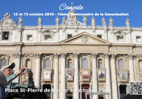 10 ans Canonisation Cancale (1)