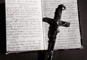 Manuscrite du Père Lelièvre