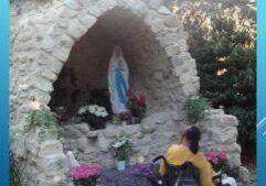 Picpus - bénédiction de la grotte
