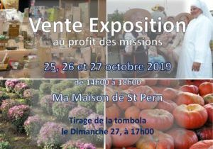 Vente Exposition St Pern